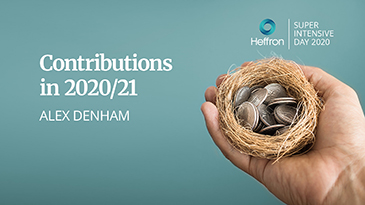 Contributions store